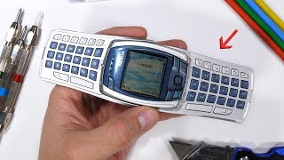 Nokia 6800 - The Coolest Phone I Ever Owned
