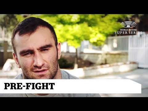 WBSS Pre Fight - Usyk vs Gassiev