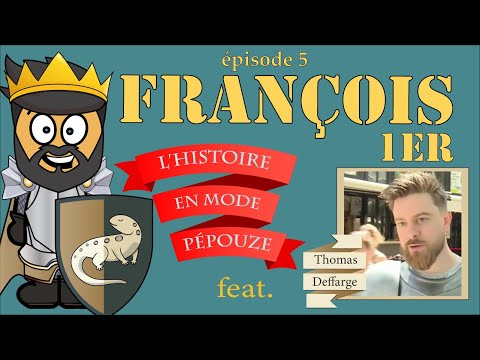 Youtubeur / Chaîne de vulgarisation historique - L'Histoire en mode pépouze !