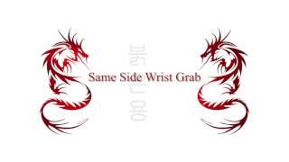 Double Wrist Grab