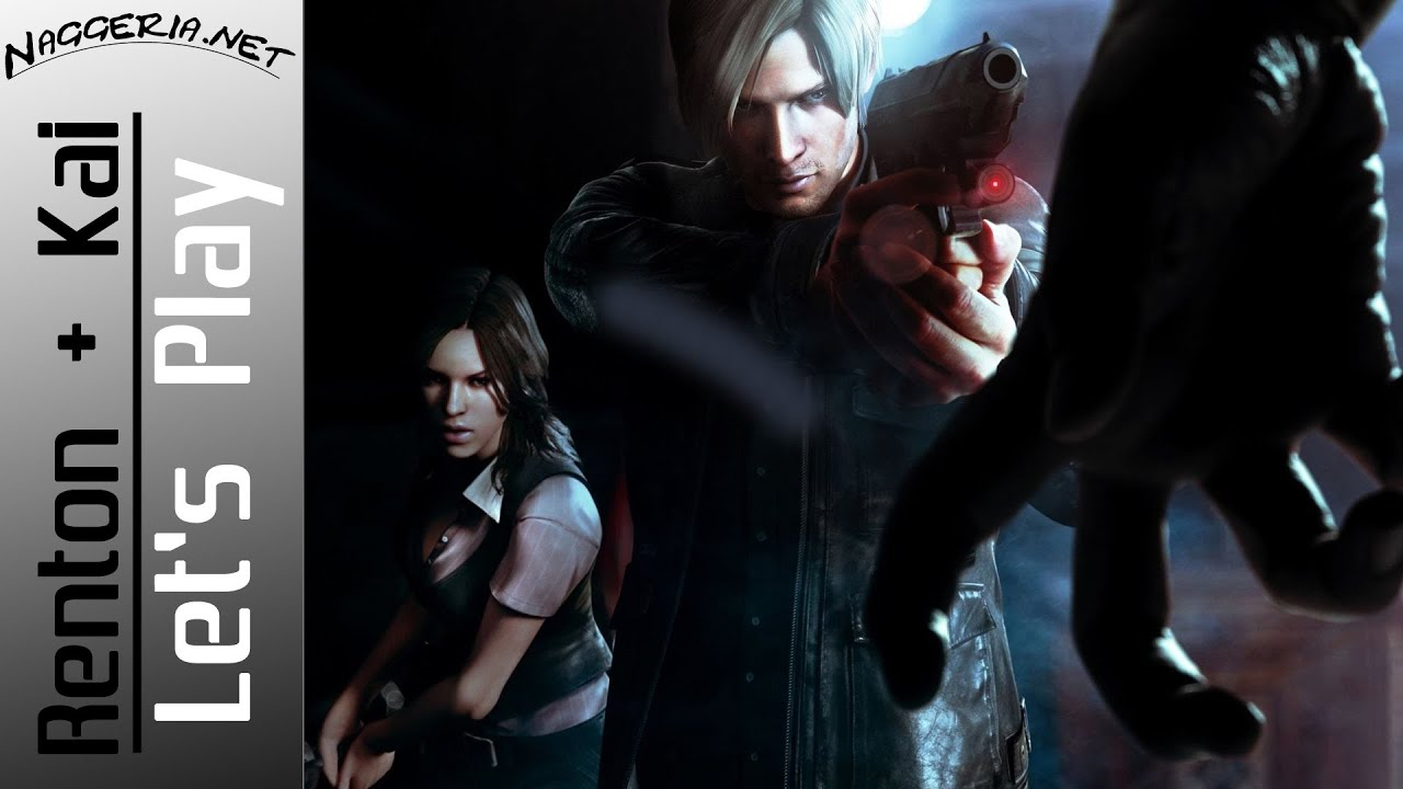 Resident Evil 6 (PS4) – [Leon] – Part 2