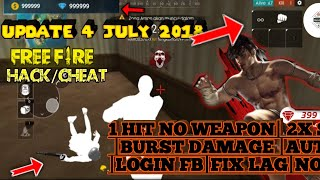 FREE FIRE VIP MOD UPDATE 1 19 3 🚀 BURST DAMAGE - EASY