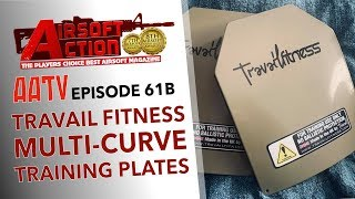 Airsoft Action TV review of our new multi curve training plates