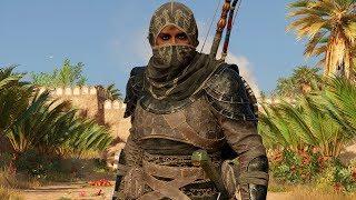 Assassin S Creed Origins Walkthrough Gameplay Part 5 Legendary