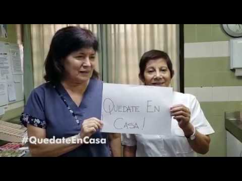 """""""Quedate en casa"""" Chacabuco"""