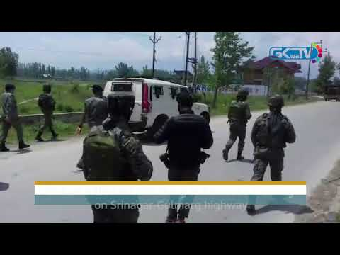 Civilian killed in CRPF firing at Kawoosa crossing on Srinagar-Gulmarg highway