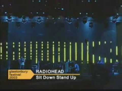Sit Down. Stand Up (Live)