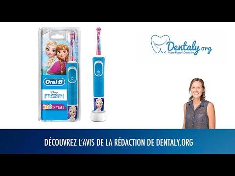 Oral-B Kids : la meilleure brosse à dents électrique pour enfants ?