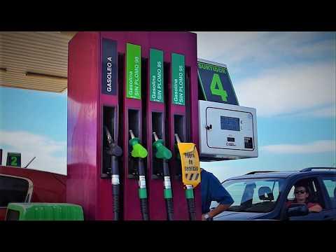 Warum gibt es auf den Auftankungen kein Benzin