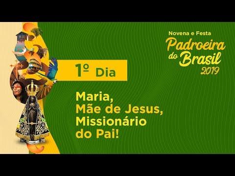 Reflexão do 1º dia da Novena da Padroeira do Brasil 2019
