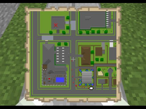 Small-Town Minecraft Project
