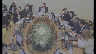 Թեժ բանավեճ՝ Գևորգ Կոստանյանի և Արփինե Հովհաննիսյանի միջև