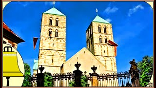 preview picture of video 'Münster: Kerkklokken Katholieke Paulusdom (Plenum) (Better sound quality)'