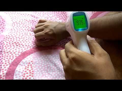 ARU AMT-505 Non Contact Infrared Thermometer