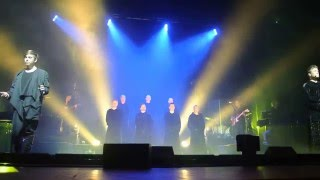 GREGORIAN feat. NARCIS FINAL CHAPTER 2016 ( GLORIA )High Quality Mp3 CHEMNITZ 28.04.2016