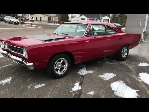 Video of '68 Road Runner - P8QQ