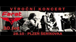Video Report z  koncertu k 30. výročí kapely Ferat