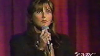 Laura Branigan - How Am I Supposed To Live Without You - The Charles Grodin Show (1995)