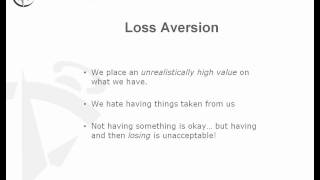 Online Persuasion - Loss Aversion and Scarcity