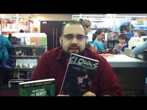 Vidéo de Mathieu Fortin