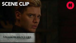 Shadowhunters | Season 2, Episode 8: Maryse Attacks Jace | Freeform