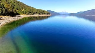 Fing With Relaxing Music  Dji Phantom 3 Drone Aerial Footage 1080p