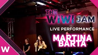 """Martina Barta """"My Turn"""", """"Skyfall"""" and """"All About That Bass"""" Live @ The Wiwi Jam 2017 (May 10)"""