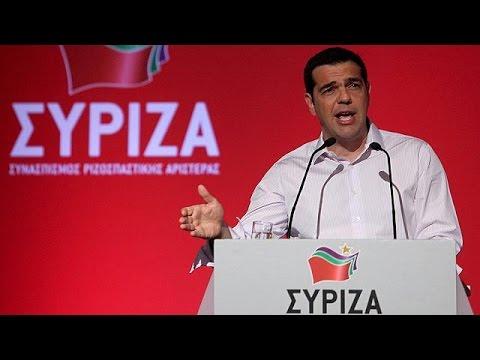 Α. Τσίπρας: Συνέδριο το Σεπτέμβριο ή δημοψήφισμα την Κυριακή