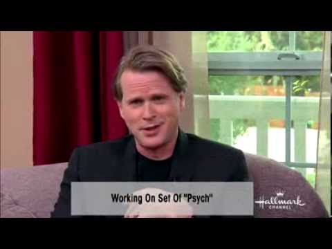 Cary Elwes talks Psych and The Princess Bride on Home & Family