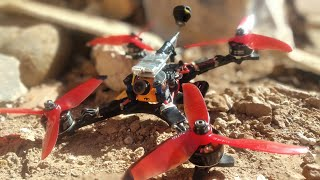 Floss 5 inch - DVR - Stick Cam - Dron de carreras FPV, prueba de vuelo   FpvBolivia