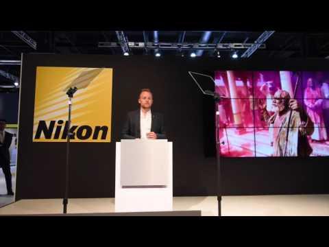 Nikon Photokina Press Conference - KeyMission
