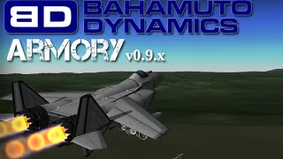 BD Armory - Add Weapons To Your Kerbal Craft