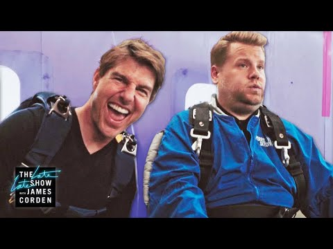 Mission (Im)possible: Seskok - The Late Late Show with James Corden