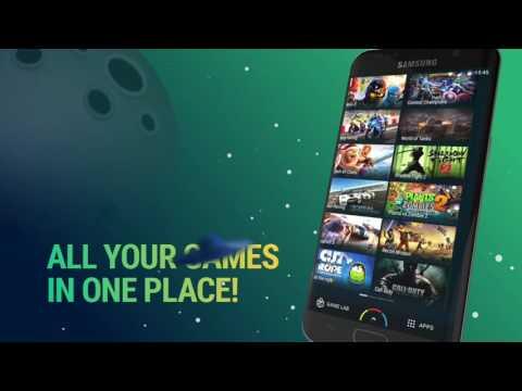 Vidéo GameBox Launcher Beta