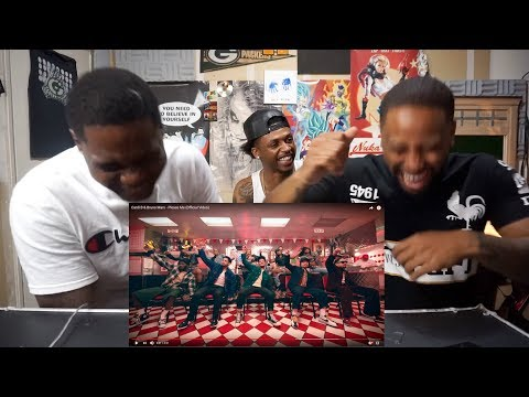Cardi B & Bruno Mars - Please Me (Official Video) - REACTION