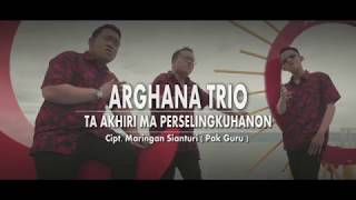 Gambar cover ARGHANA TRIO  VOL 6 - TA AKHIRIMA PERSELINGKUHANON ( ANTI PELAKOR )