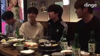 Super Junior Yesung 봄날의 소나기 Paper Umbrella Live At [Tipsy Live]