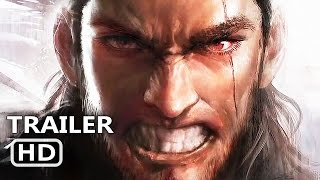 PS4 - Final Fantasy XV Episode Gladiolus Gameplay Trailer