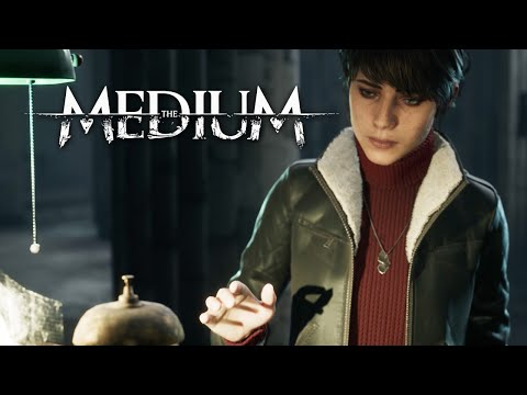 The Medium – Official 14 Minutes Of Xbox Series X 4K Gameplay Trailer