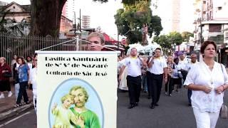 São José: Programação Especial Na Basílica Santuário De Nazaré