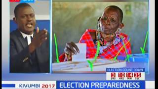 Election Preparedness : EAC Observers  in Kenya ahead of 8th August election