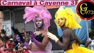 preview picture of video 'Carnaval à Cayenne 3'