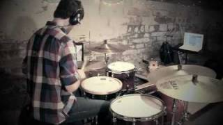 """Evan Chapman - """"We Laugh Indoors"""" by Death Cab For Cutie (Drum Cover)"""