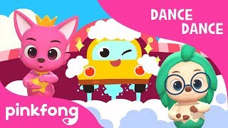 At the Car Wash | Car Song | Dance Dance | Pinkfong Songs for Children