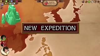 VideoImage1 Renowned Explorers: The Emperor's Challenge