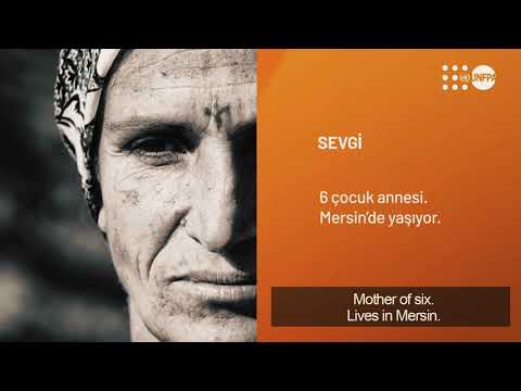 5 Women, 5 Stories - The Story of Sevgi