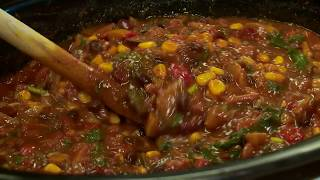 Cooking Class: Heart-healthy Chili Recipe