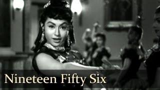 Nineteen Fifty Six - Raj Kapoor - Helen - Anari - Lata - Manna