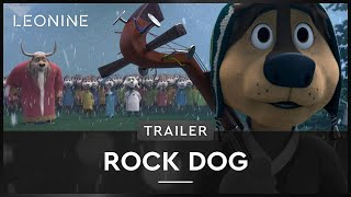 Rock Dog Film Trailer