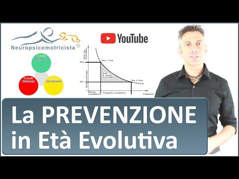 La PREVENZIONE in Età Evolutiva